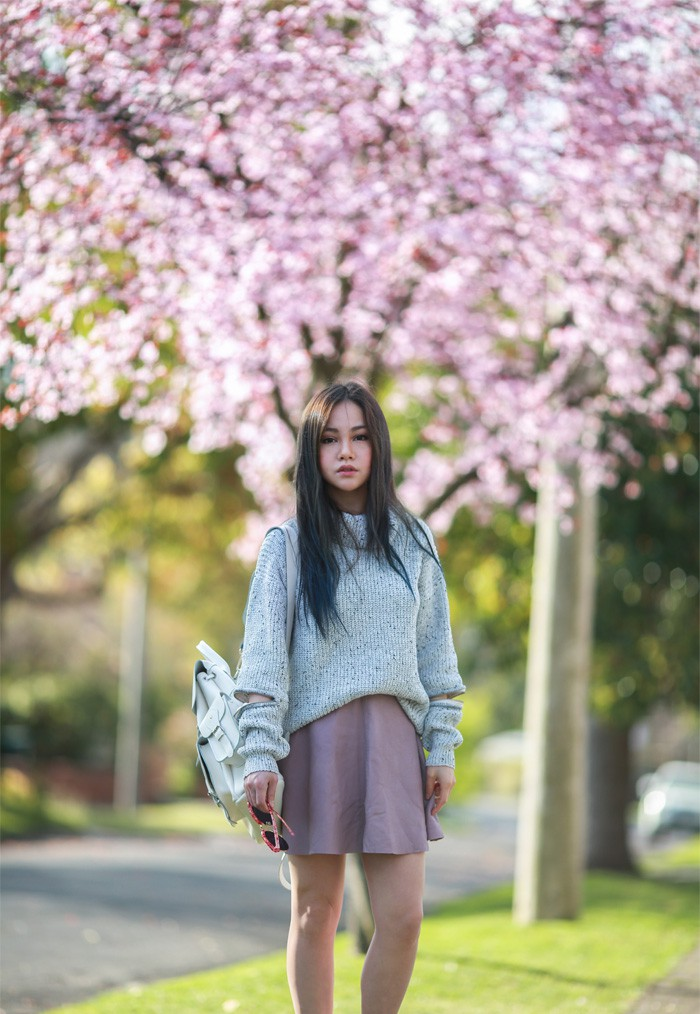 Cherry blossoms dating in Melbourne