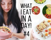 What I eat in a day #4-2