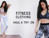 Fitness outfit haul cover image
