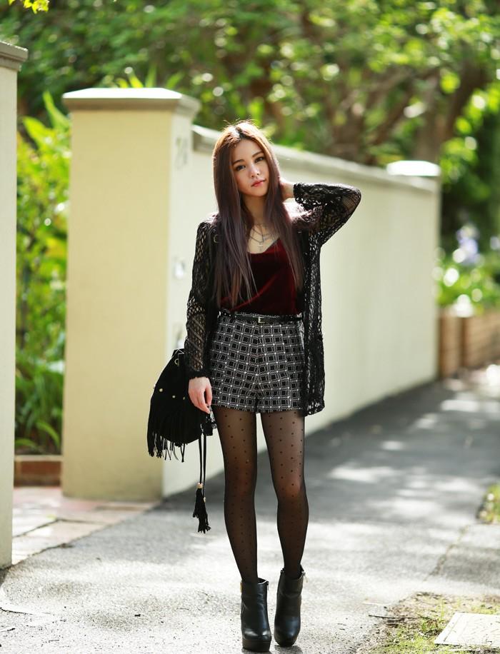 Check Smart - Chloe Ting - Melbourne Australia Fashion ...  Check Smart - C...