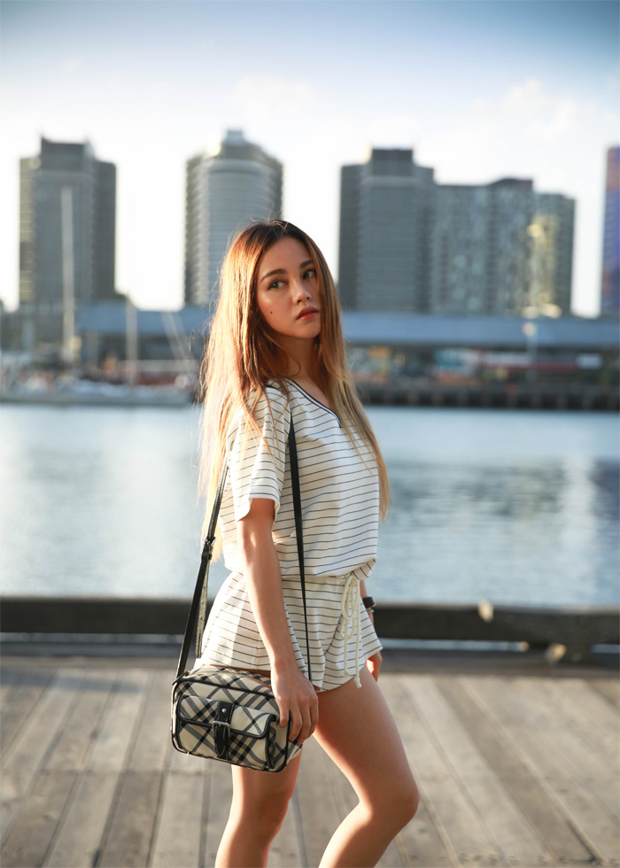 Docklands - Chloe Ting - Melbourne Fashion Blogger