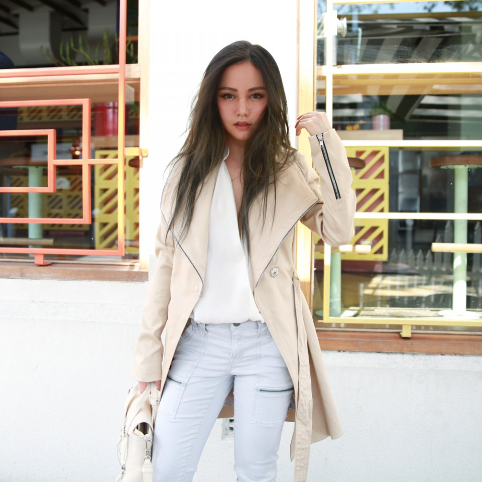 That Trench - Chloe Ting - Melbourne Australia Fashion ...