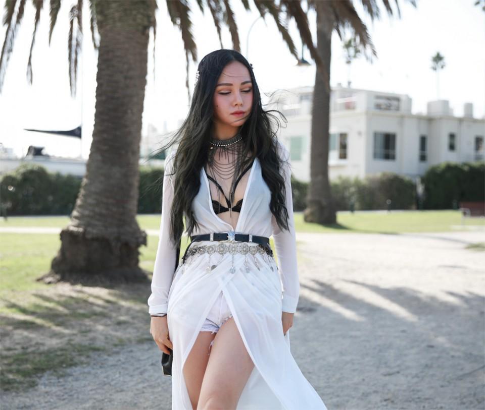 Festival Ready - Chloe Ting - Melbourne Australia Fashion ...  Festival Ready ...